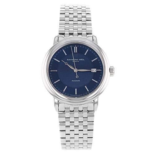 Raymond weil Maestro 2837-ST-50001 degli orologi in acciaio inox da uomo