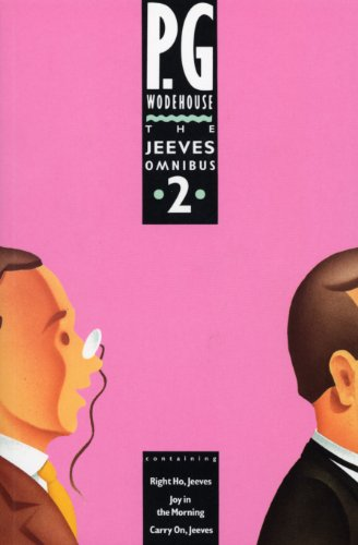 The Jeeves Omnibus - Vol 2: (Jeeves & Wooster): No. 2 (Jeeves Omnibus Collection) (Pre-golf-clubs)