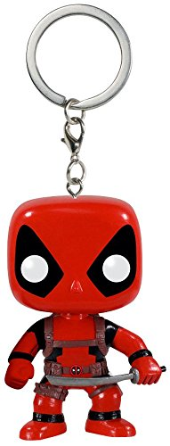 Deadpool Llavero