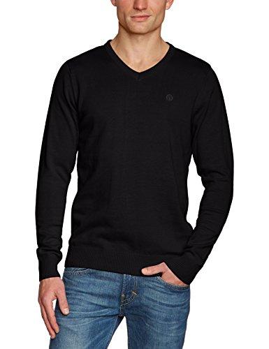 Blend Herren Pullover 700358, Gr. X-Large, Schwarz (Black 70155)