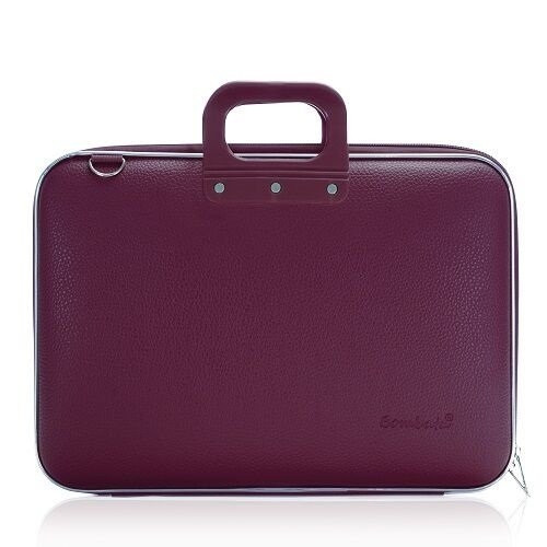 bombata-classic-briefcase-47-cm-20-liters-wine-red