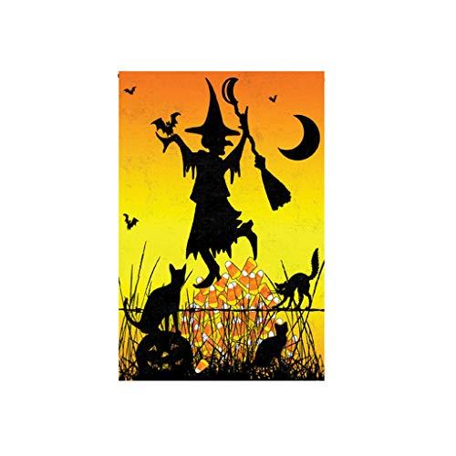 Halloween Kürbis Papier Ausschnitte - Mitlfuny Halloween coustems Kürbis Hexe Cosplay