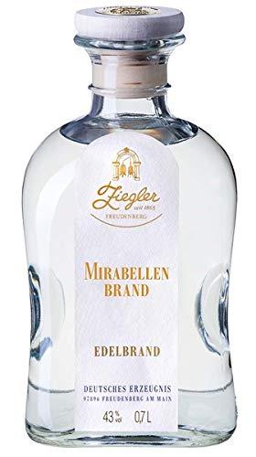 Deutschland | Mirabellenbrand 0,7 l (Klar) 43,0% (15x 0,7L)