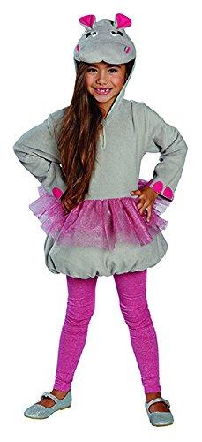 Nilpferd Für Erwachsene Kostüm - Little Nili Nilpferd Kostüm für Kinder deluxe