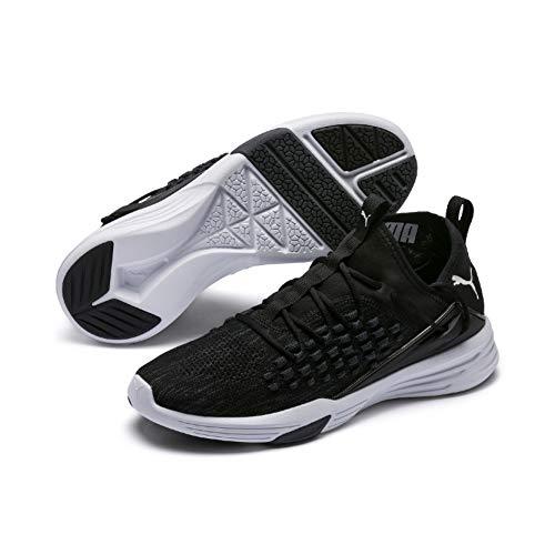 Puma Herren Mantra Fitnessschuhe, Schwarz Black White, 45 EU