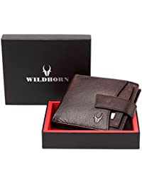 WildHorn Brown Men's Wallet (WH2066A)