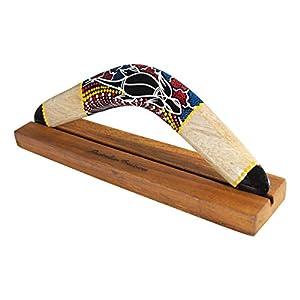 Australian Treasures - Bumerang 40cm Holz Inclusive Bumerang Standard