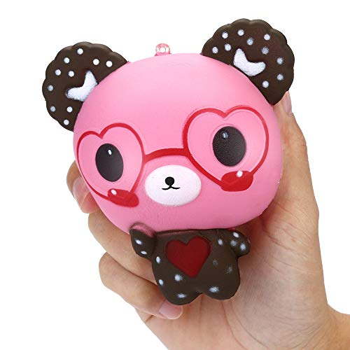 r parfümiert Squishies langsam steigend quetschen Spielzeug Stress Linderung Spielzeug (A) ()
