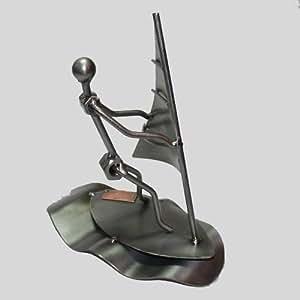 Figurine planches à voile et surf *fabriqué à la main-chaque pièce est unique