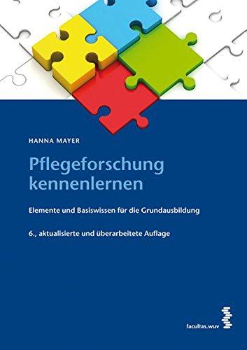 Lernpaket: Lehrbuch Pflegeforschung kennenlernen und Übungsheft