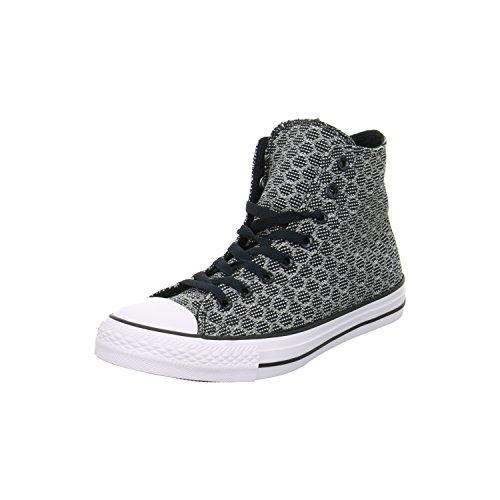 Converse All Stars Herren Sneaker CTAS HI Größe 41 Schwarz (Schwarz)
