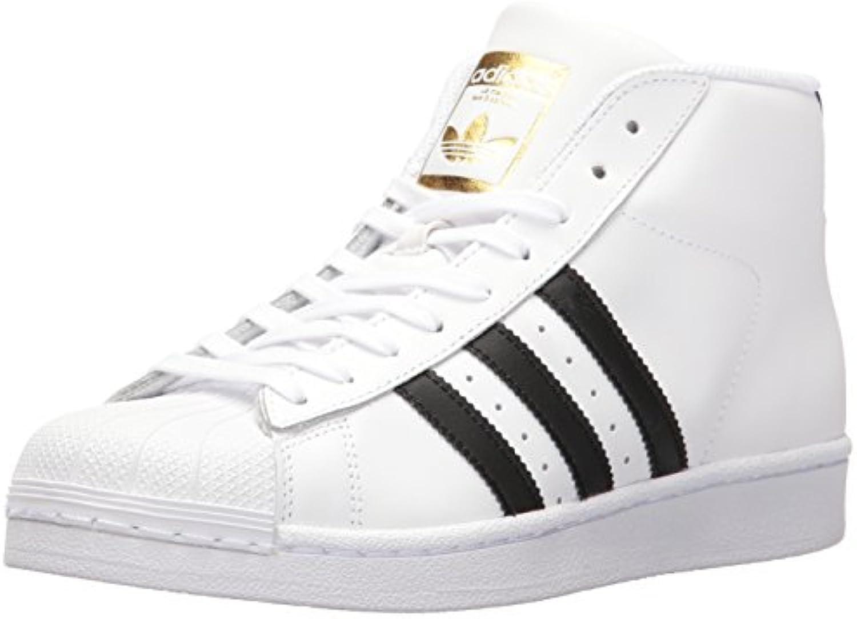 adidas originaux des chaussures pour pour pour femmes | modèle professionnel baskets, blanc / noir / de l'or métallique (9 m) e887eb