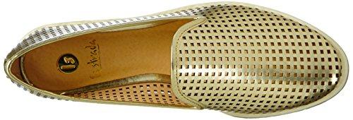 La Strada Lt.gold Loafer, Espadrilles femme Or - Gold (1943 - soft gold)