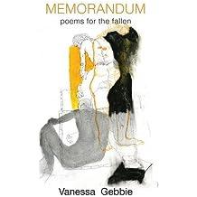 Memorandum: Poems for the Fallen