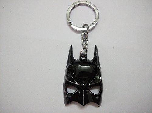 Maske des Batman schwarz Neu DC Kult (Schwarze Maske Dc)