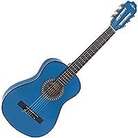 Guitarra Española Junior 1/2 de Gear4music - Azul