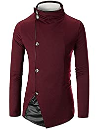 3612b6157fc243 Amazon.in: Reds - Blazers / Suits & Blazers: Clothing & Accessories