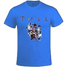 Gerlernt Jethro Tull Crest Of A Knave Vintage T Shirts For Men O Neck