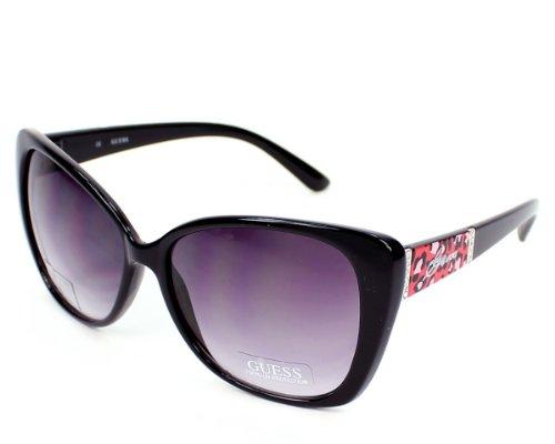 Guess Sonnenbrille GU 7213 (58 mm) schwarz