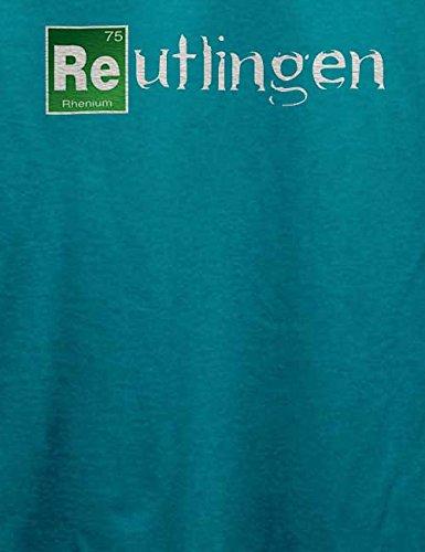 Reutlingen T-Shirt Türkis