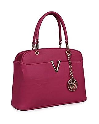 Women Marks Women's Handbag and Wallet (Pink, Combo of 2)