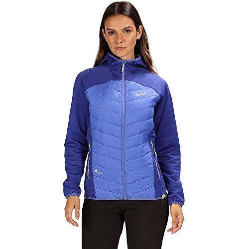 Regatta Womens Andreson IV Lightweight Hooded Hybrid Coat Hooded Lightweight Coat