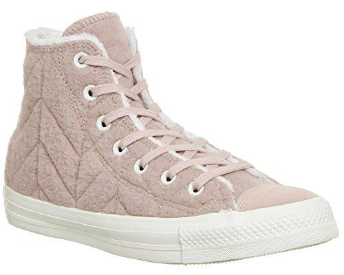 Converse Damen Sneaker Pink rosa (Dusk Pink) Stich Fell