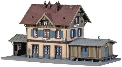 Faller - Edificio de Negocios y oficinas de modelismo ferroviario Z Escala 1:220 (F282707)