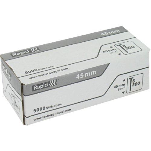 Pointe n°8 Rapid Agraf - Dimensions 45 mm - 5000 pointes