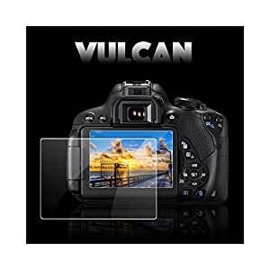 VULCAN Glass Screen Protector for Sony A7R LCD Tough Anti Scratch Cover