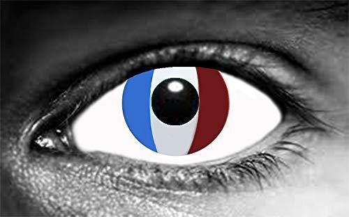 n, französische Flagge ()