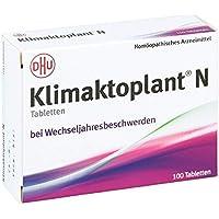 Klimaktoplant N Tabletten, 100 St. preisvergleich bei billige-tabletten.eu