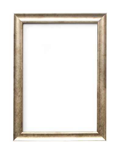 tik gefegt Bilderrahmen/Foto-/Posterrahmen - Mit einem bruchsicheren Plexiglas aus Styrol für hohe Klarheit - 7 x 5 Zoll - Farbe Gold ()