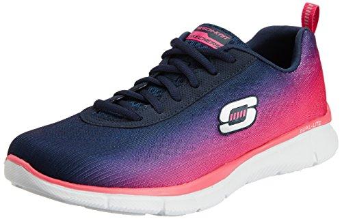 Skechers 11892 femmes Baskets Navy/Pink