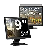 C1st 19 Zoll 5:4 Displayfilter Anti-Peeping Blickschutzfilter Sichtschutz Sichtschutzfolie 14,8x11,81zoll/376x300mm Strahlenschutz Blendschutz Computer Bildschirm Displayschutz