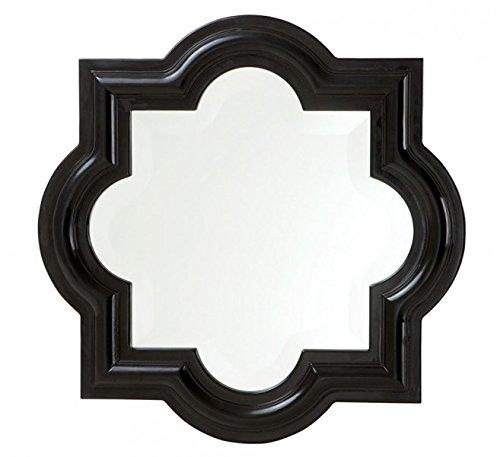 Casa-Padrino-Designer-Luxury-Wall-Mirror-Black-50-x-H-50-cm-Luxury-Hotel-Mirror
