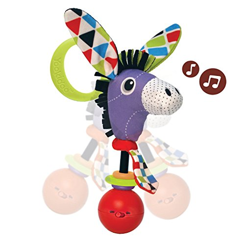 Yookidoo - Burro sonajero Shake Me (40135)