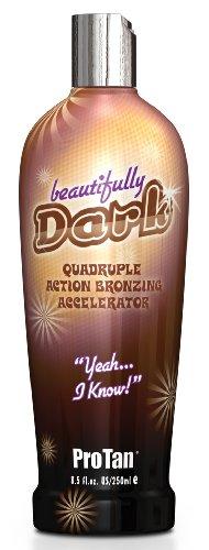 Pro Tan Beautifully Dark Quadruple Action Bronzing Accelerator - 250 ml -