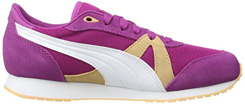 Puma Tf-Racer Mesh, Running Entrainement Adulte Mixte Rose (Vivid Viola/White/Peach Cobler)