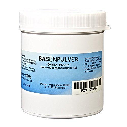 BASENPULVER Original Pharno 1000 g Pulver