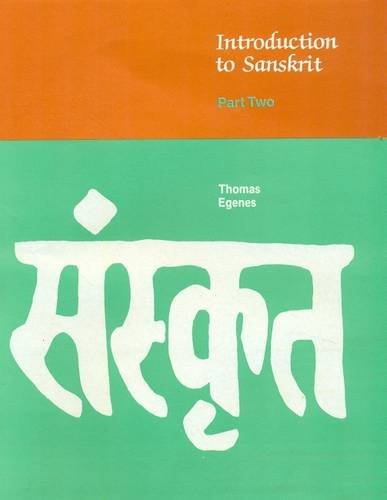 The Introduction to Sanskrit: Part 2 por Thomas Egenes
