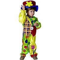 4740ed836a28 Amazon.it  Costume da Clown  Giochi e giocattoli