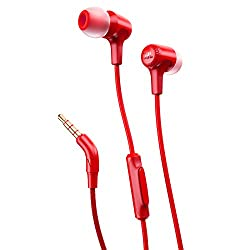 JBL E15 In-Ear Headphones (Red)