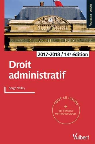 Droit administratif 2017-2018