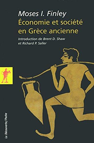 Économie et société en Grèce ancienne