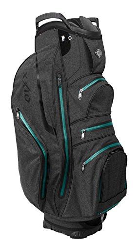Bolsa de golf XXIO Premium Fashion 2018 (Black Tourquoise) d12bf13eae4