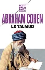 Le Talmud de A. Cohen