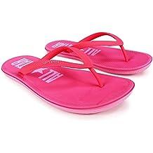 Converse All Star Chanclas de baño Chucks FUCSIA Sandalias Playa Zapatos