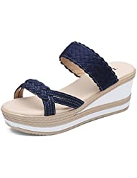 33b15d0ce9103 Amazon.it  Pantofole - Scarpe da donna  Scarpe e borse