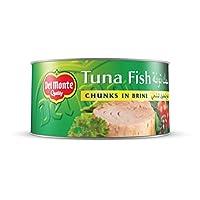 Del Monte Tuna Fish Chunks in Brine - 185 gm